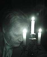 Edward Shanahan and his CIrcle of Energy Seance