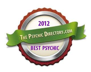 Best Chicago Psychic award Edward Shanahan