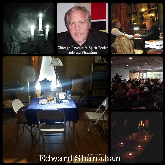 Best Chicago Psychic - Edward Shanahan award winner