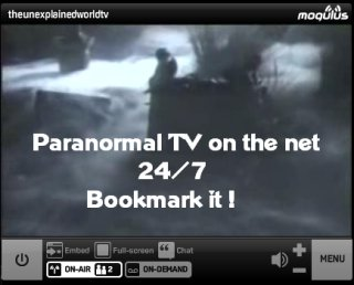 Paranormal TV from The Unexplained World